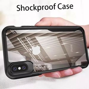 Shockproof Armor Case For iPhone XS Max Case